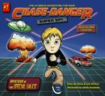 Chase Danger: Super Spy #1 Read-Along Storybook
