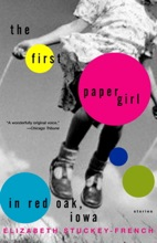 The First Paper Girl In Red Oak, Iowa