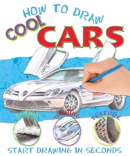 How To Draw Cars By Miles Kelly On Apple Books