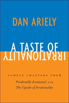 A Taste of Irrationality book cover