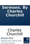 Sermons By Charles Churchill