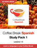 Radio Lingua & Mark Pentleton - Coffee Break Spanish Study Pack 1 artwork