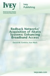 Redback Networks Acquisition Of Abatis Systems Enhancing Broadband Access