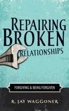 Repairing Broken Relationships: