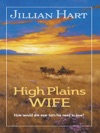High Plains Wife
