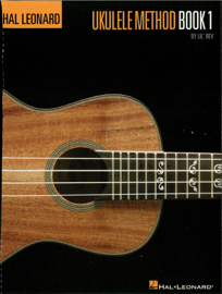 Hal Leonard Ukulele Method Book 1 (Music Instruction)