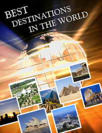 Best Destinations In the World book