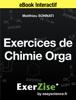 Matthieu Sonnati - Exercices de Chimie Orga illustration