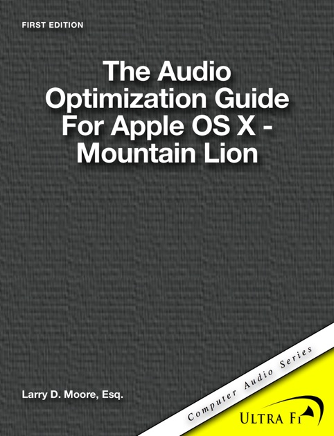 Apple releases mountain lion advanced administration guide.