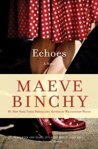 Echoes Book Cover