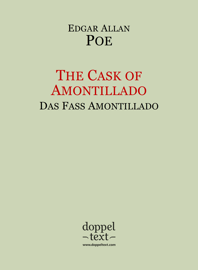 The Cask of Amontillado / Das Faß Amontillado book