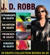 JD Robb IN Death COLLECTION Books 26-29