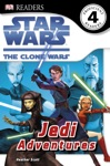 DK Readers L4 Star Wars The Clone Wars Jedi Adventures Enhanced Edition