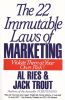 Al Ries & Jack Trout - The 22 Immutable Laws of Marketing artwork