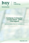 Compaq Computer Corporation 1995 Abridged