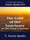 The Gold Of The Sanctuary
