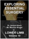 Exploring Essential Surgery Lower Limb