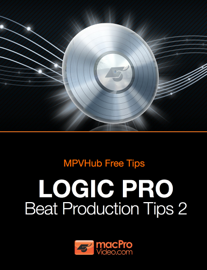 Logic Pro Beat Production Tips 2 book
