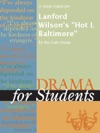 A Study Guide For Lanford Wilsons Hot L Baltimore