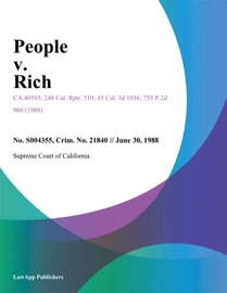 PEOPLE V. RICH