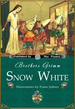 Snow White (Illustrated)