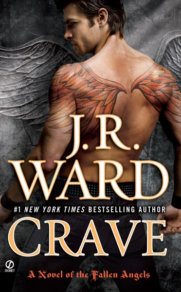 Crave - J.R. Ward book cover