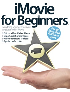 iMovie for Beginners: iBooks 2 Edition Book Cover