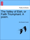 The Valley Of Elah Or Faith Triumphant A Poem