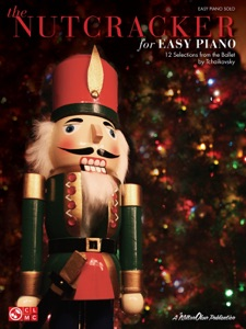 The Nutcracker for Easy Piano (Songbook) Book Cover