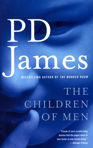 P. D. James - The Children of Men