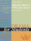 A Study Guide For Edward Albees The Zoo Story