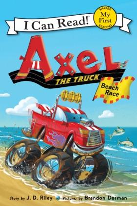 Axel the Truck: Beach Race image