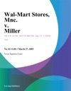 Wal-Mart Stores