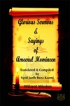 Glorious Sermons  Sayings Of Ameerul Momineen