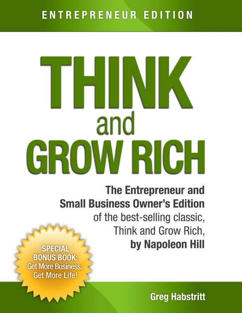 Rich Napoleon Hill Beard King Guys Follow For Daily: Think And Grow Rich By Greg Habstritt & Napoleon Hill On