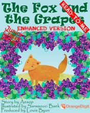 The Fox And The Grapes (Read To Me)