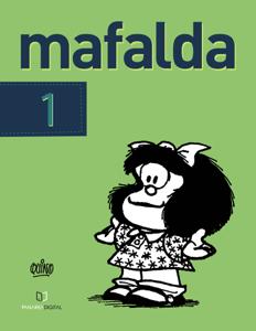 Mafalda 01 (Español) Book Cover
