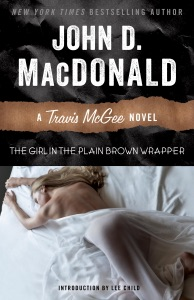 The Girl in the Plain Brown Wrapper Book Cover