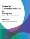 Board Of Commissioners Of V Bumpass