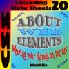 About Web Elements 20