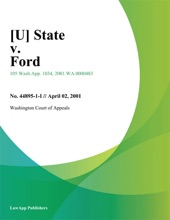 [U] State V. Ford