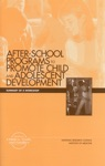 After-School Programs That Promote Child And Adolescent Development