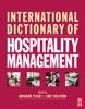 International Dictionary Of Hospitality Management