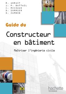Guide du constructeur en bâtiment La couverture du livre martien