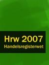 Handelsregisterwet - Hrw 2007