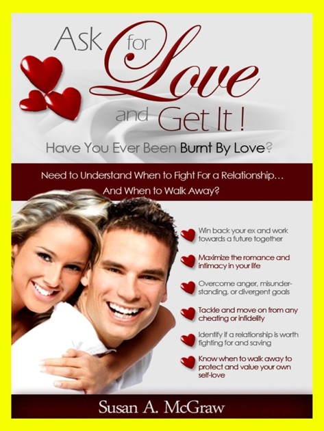 Ask For Love and Get It by Susan A  McGraw on Apple Books