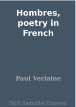 Hombres, Poetry In French