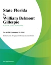 State Florida V William Belmont Gillespie