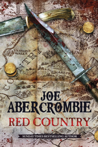 Red Country Boekomslag