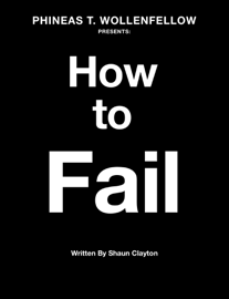 How to Fail book
